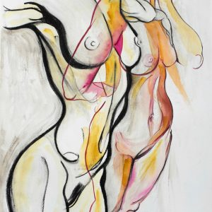 beautiful nude matteo bernasconi contemporary modern unique emerging artist