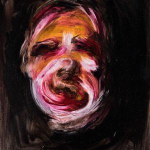 modern art contemporary face