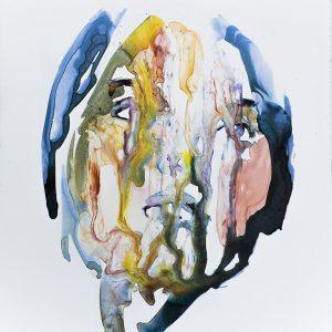modern contemporary portrait art Sydney