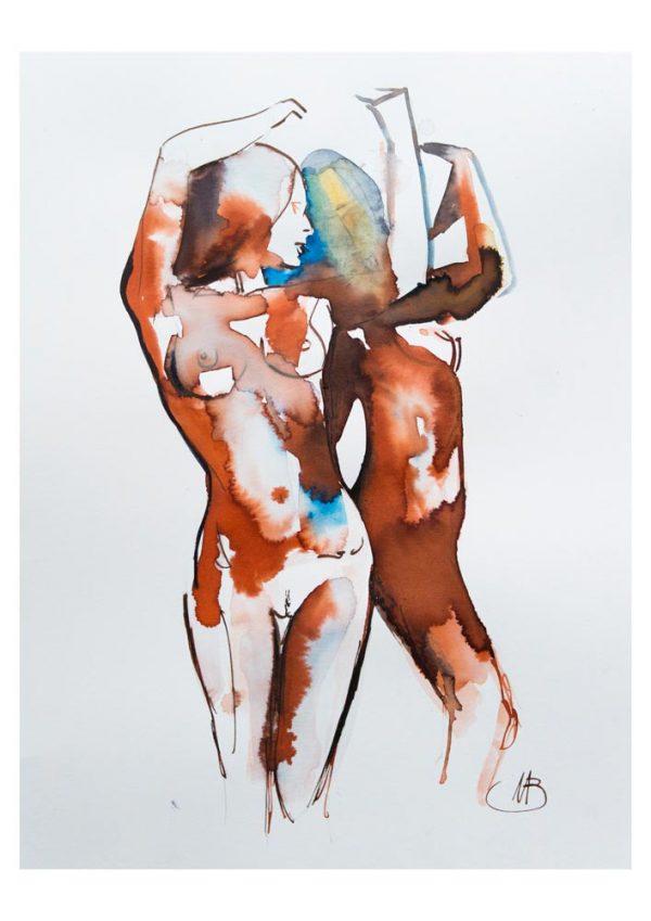 art print unique sydney artist