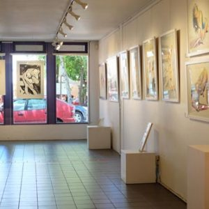 exhibition emerging artist Australia