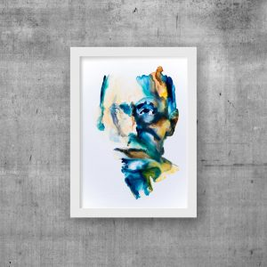 modern art print on sale beautiful