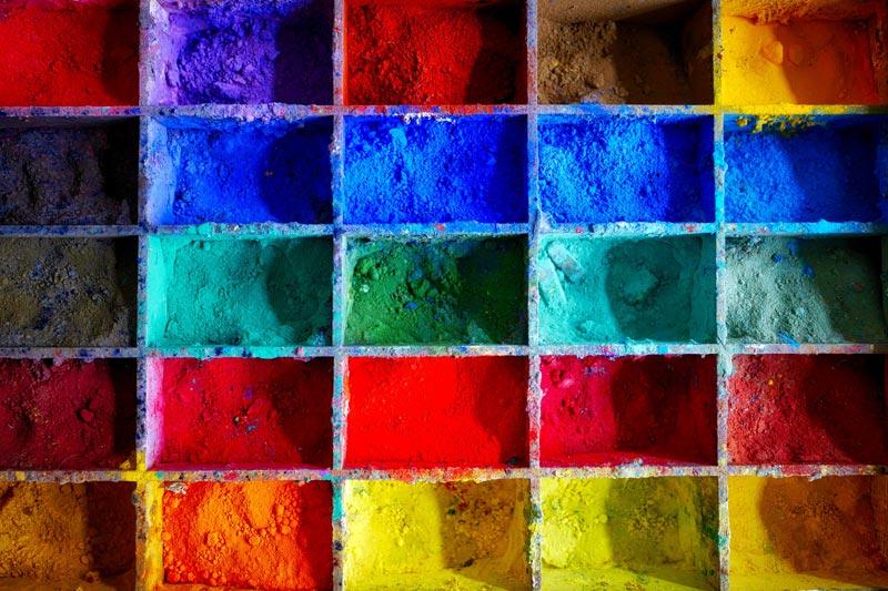 watercolour pigments paint archival paintings